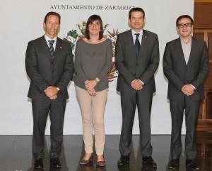 Imagen cedida por el Ayuntamiento de Zaragoza.