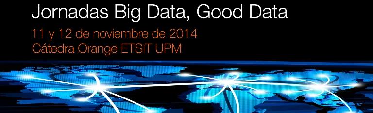 6ªEdición del Curso de Ciencia de las redes. Big Data, Good Data