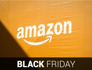 Logo amazon black friday