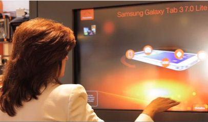 Smart Screen Gran Vía