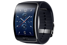 smartwatch orange samsung galaxy gear S