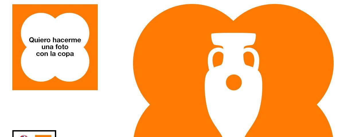Orange trae a sevilla la copa de la uefa euro 2016 el - Orange en sevilla ...