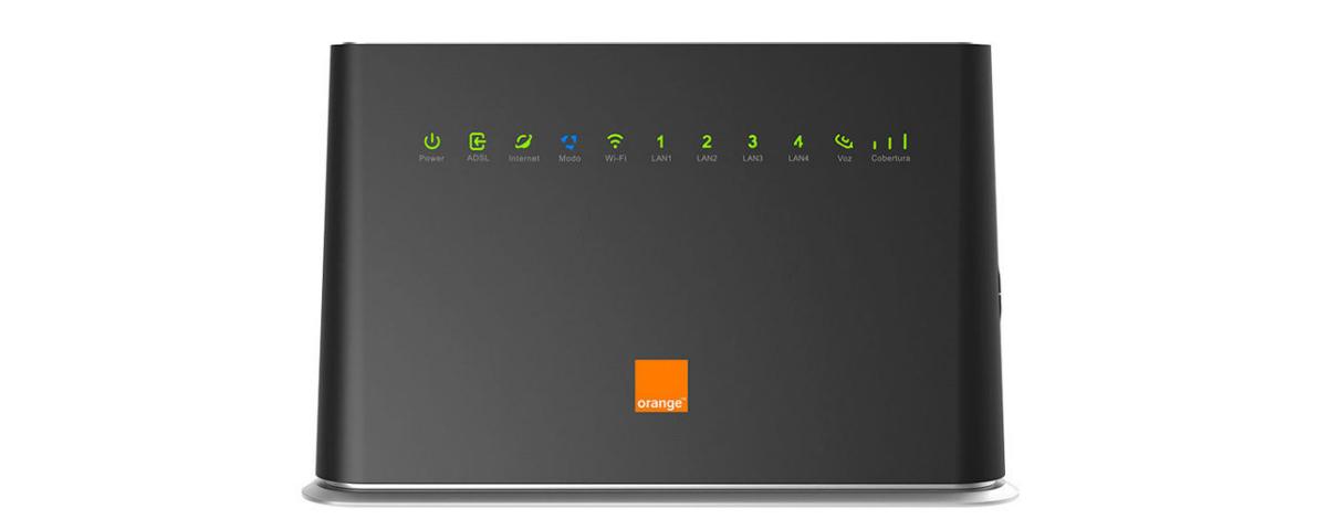 orange se adelanta al mercado y lanza un nuevo router h brido adsl y 4g. Black Bedroom Furniture Sets. Home Design Ideas
