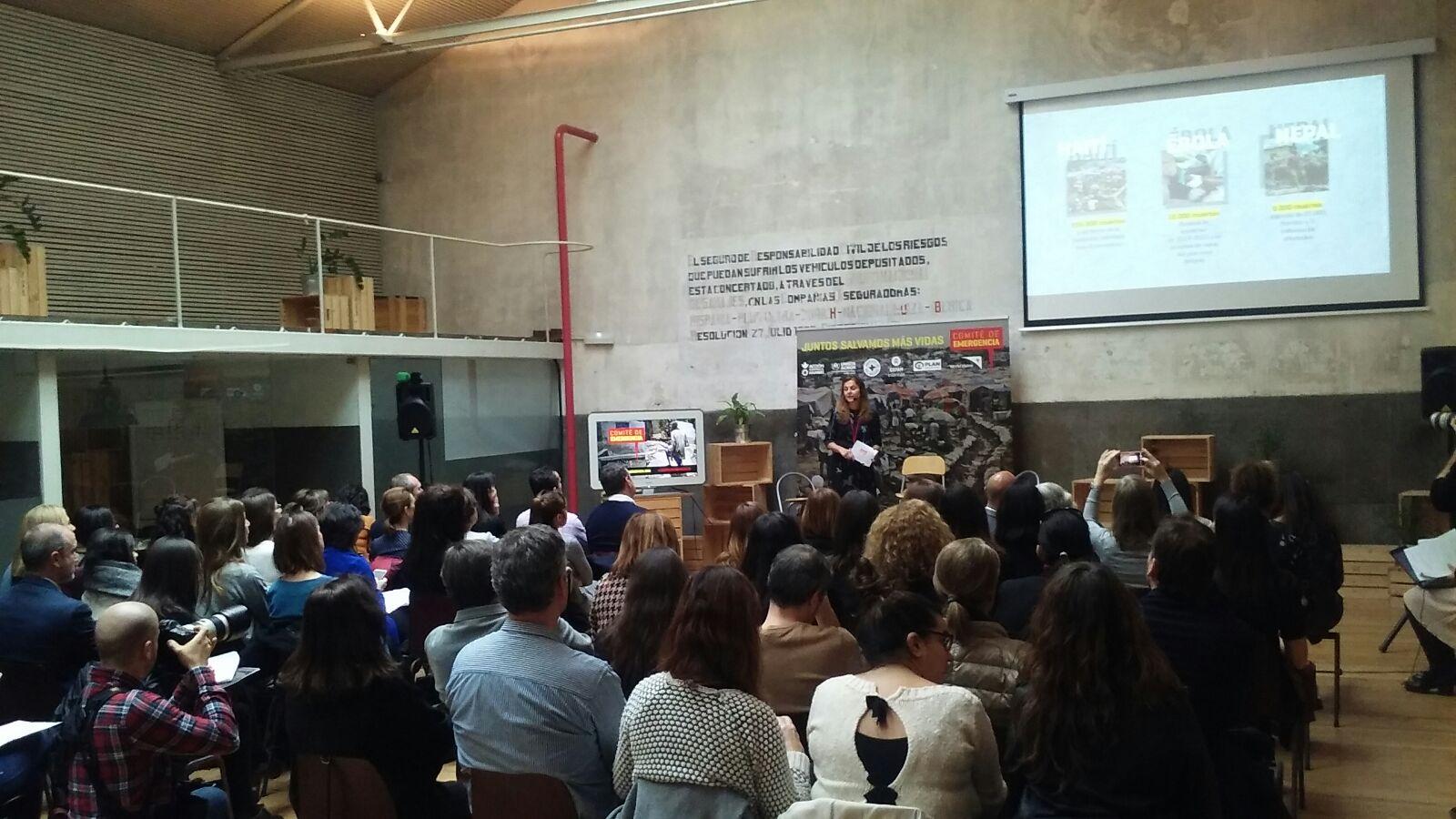 Presentación Comité de Emergencia Orange 1