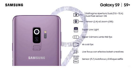 Reserva ya el Samsung Galaxy S9 con Orange y sé el primero