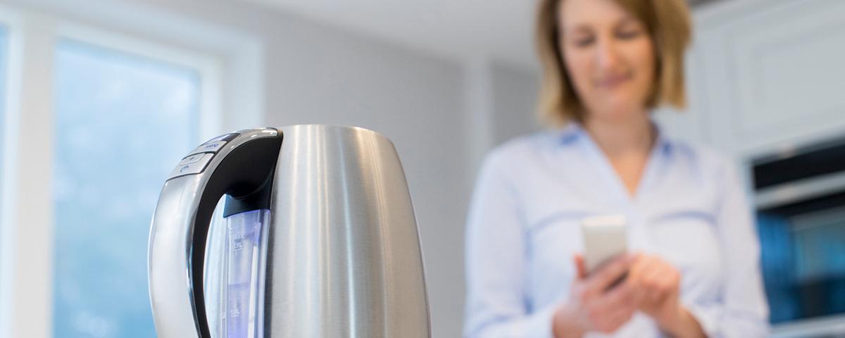 IoT home hogar objeto conectado