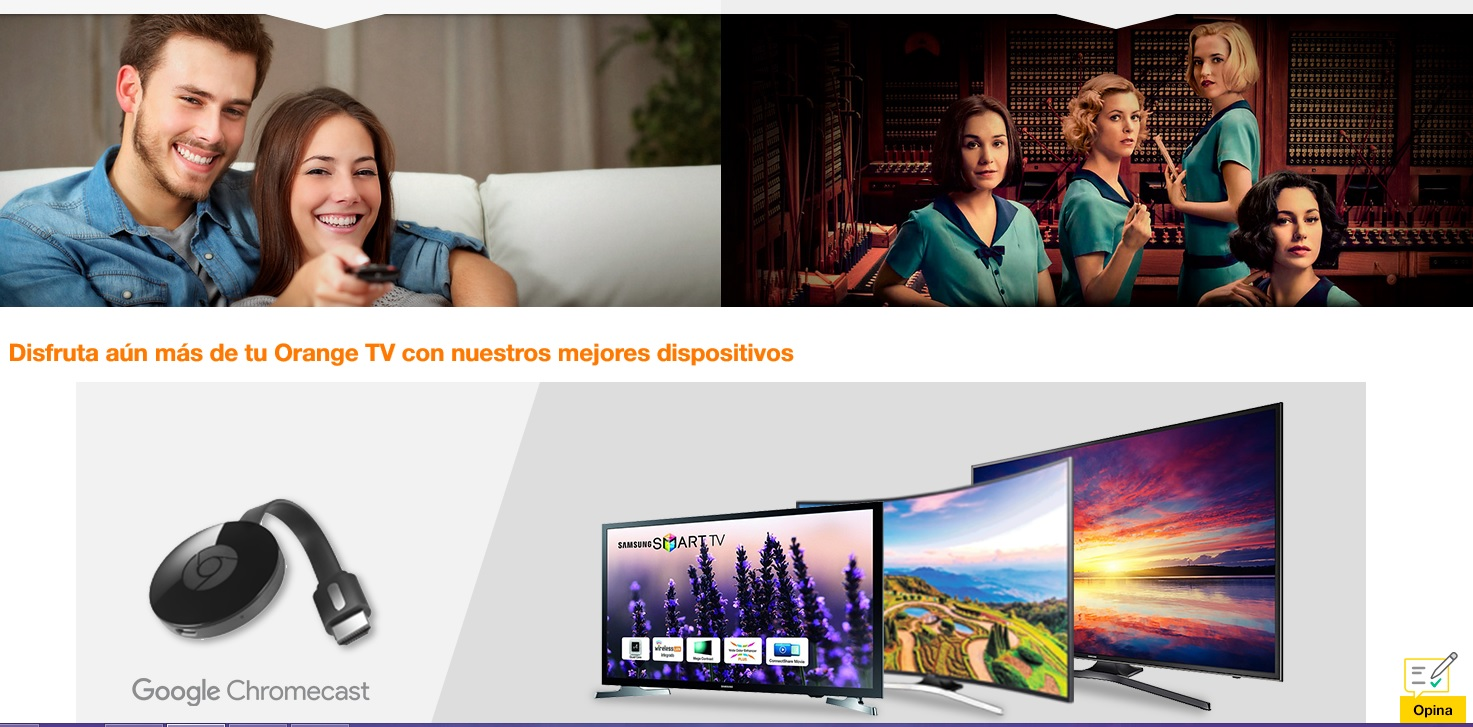 Orange TV empodera al espectador