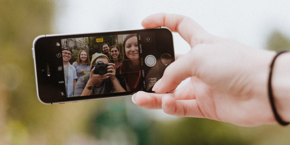 cómo hacer el mejor selfi