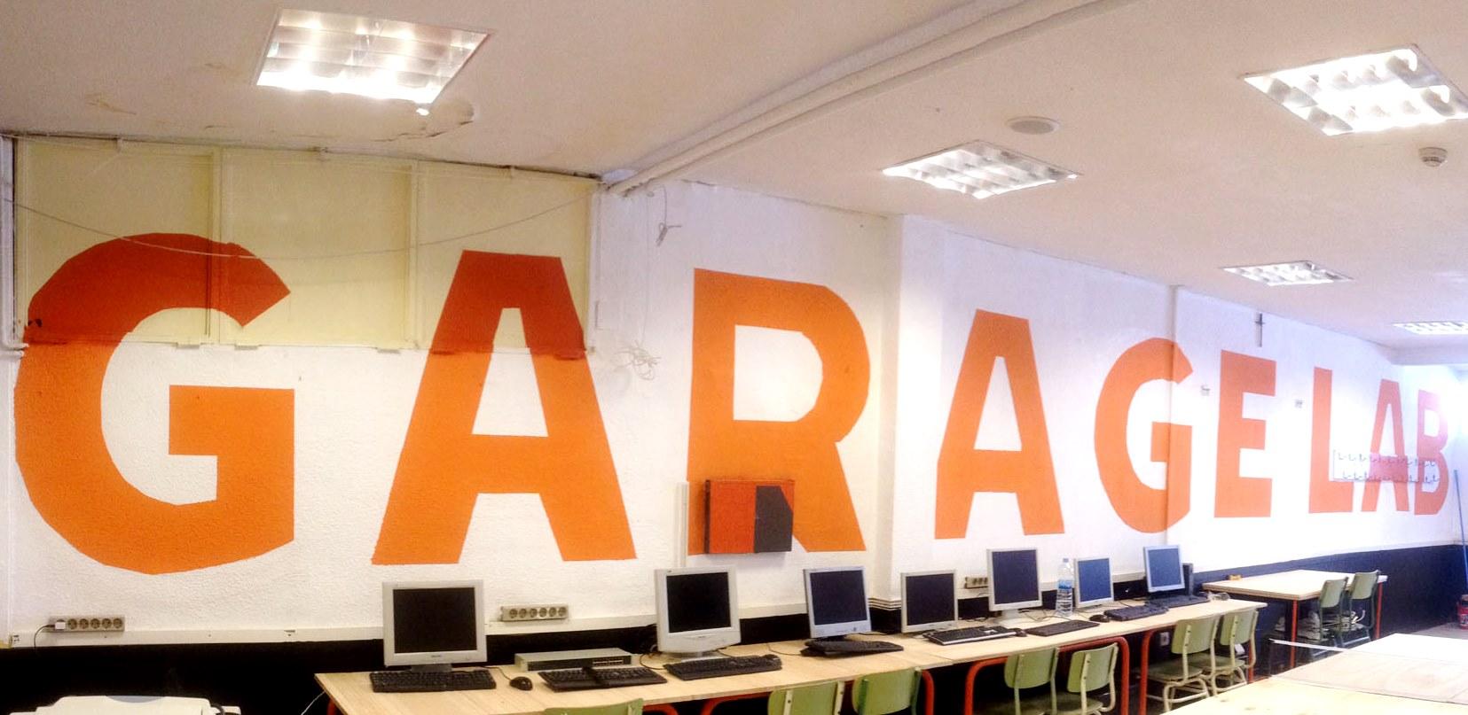 garagelab fundacion orange