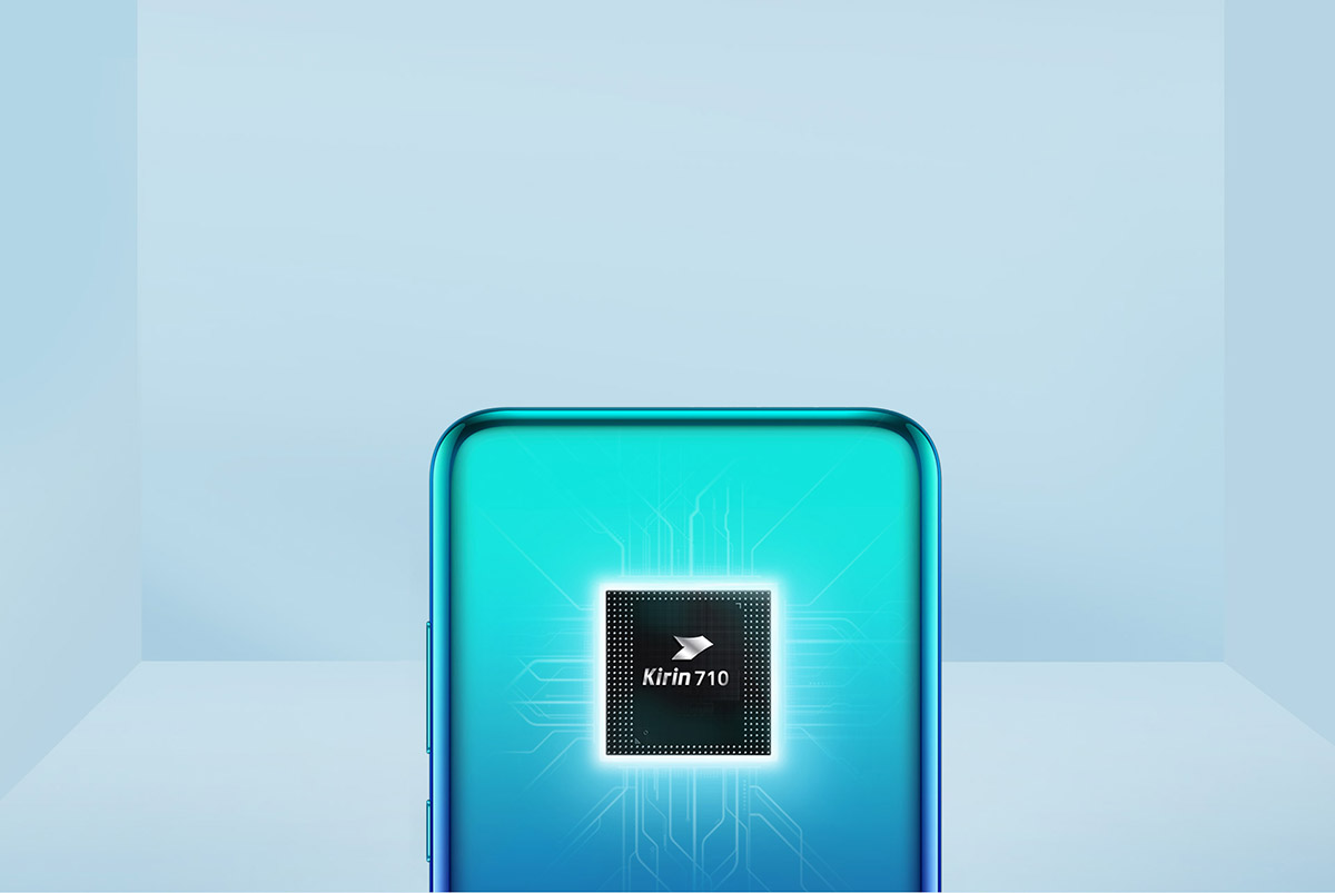 Huawei P Smart 2019 con Orange con procesador kirin