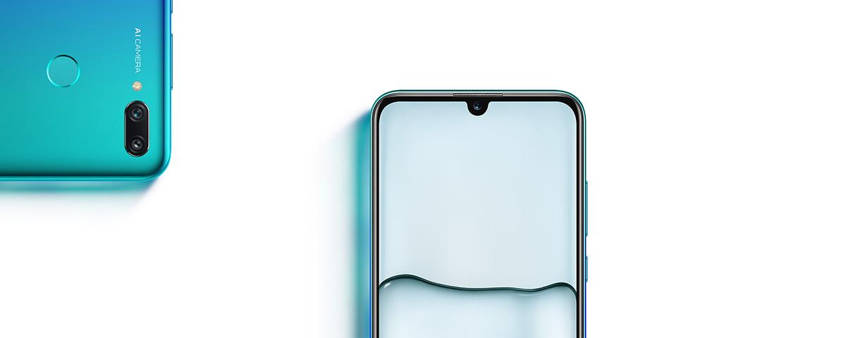 Huawei P Smart 2019 con Orange