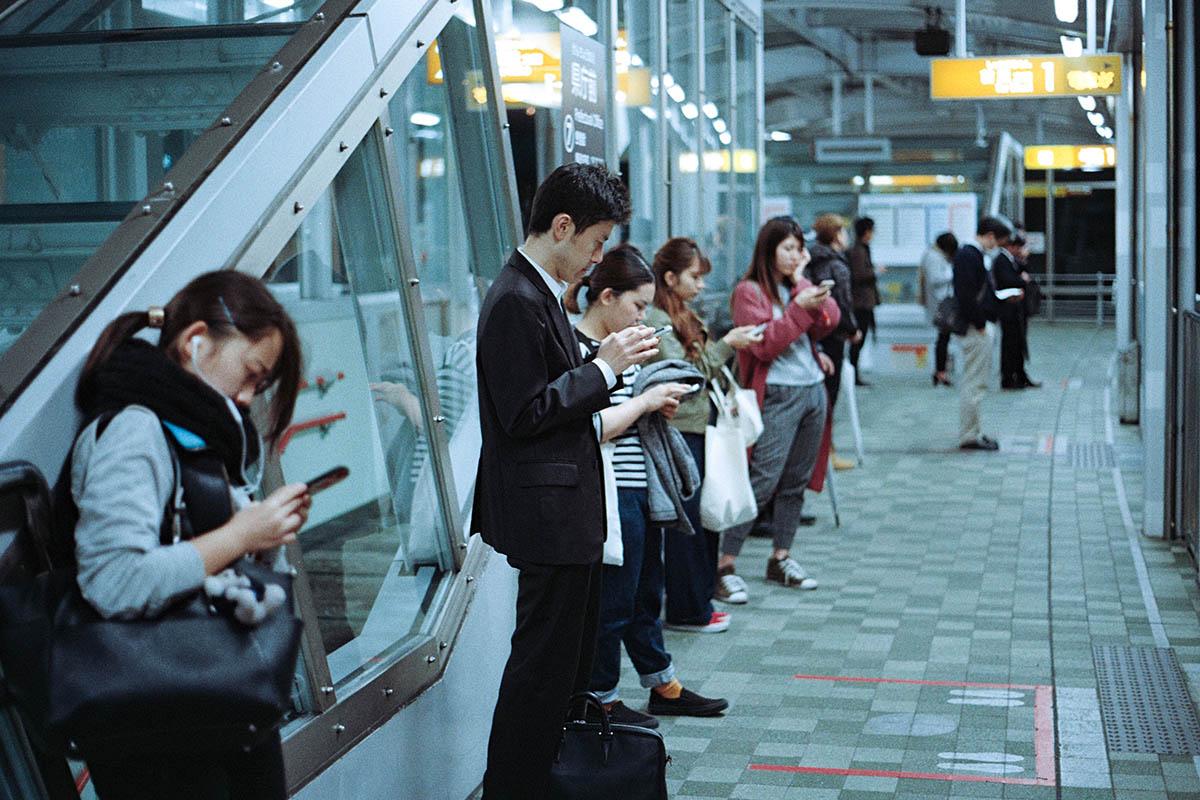 datos del mercado móvil