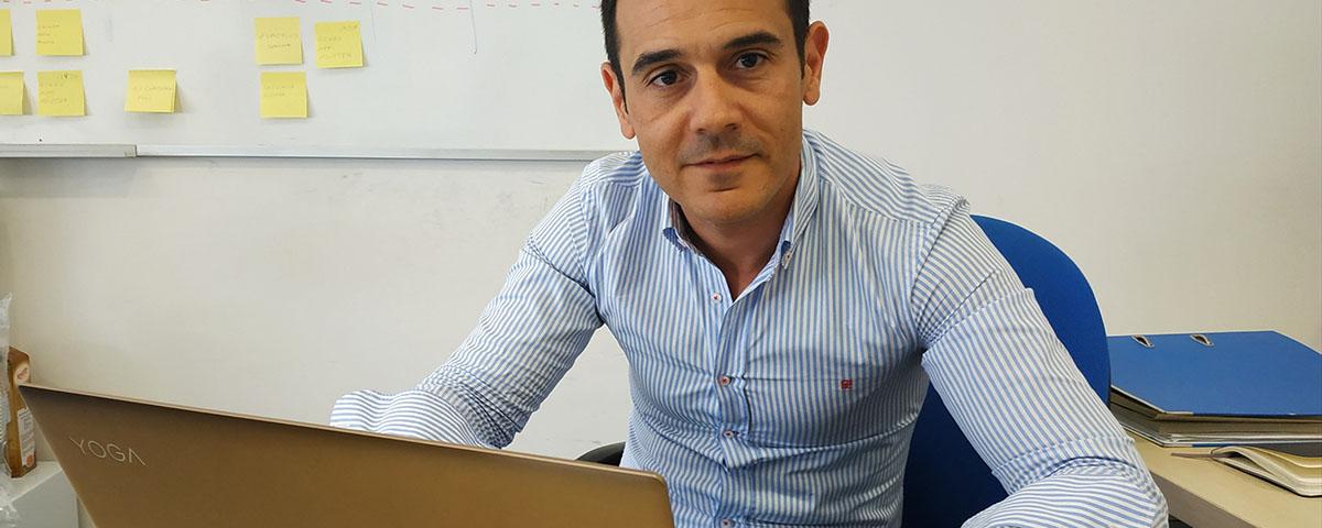 Jorge Herranz CEO de ARATECH
