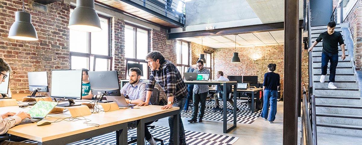 oficina conectada