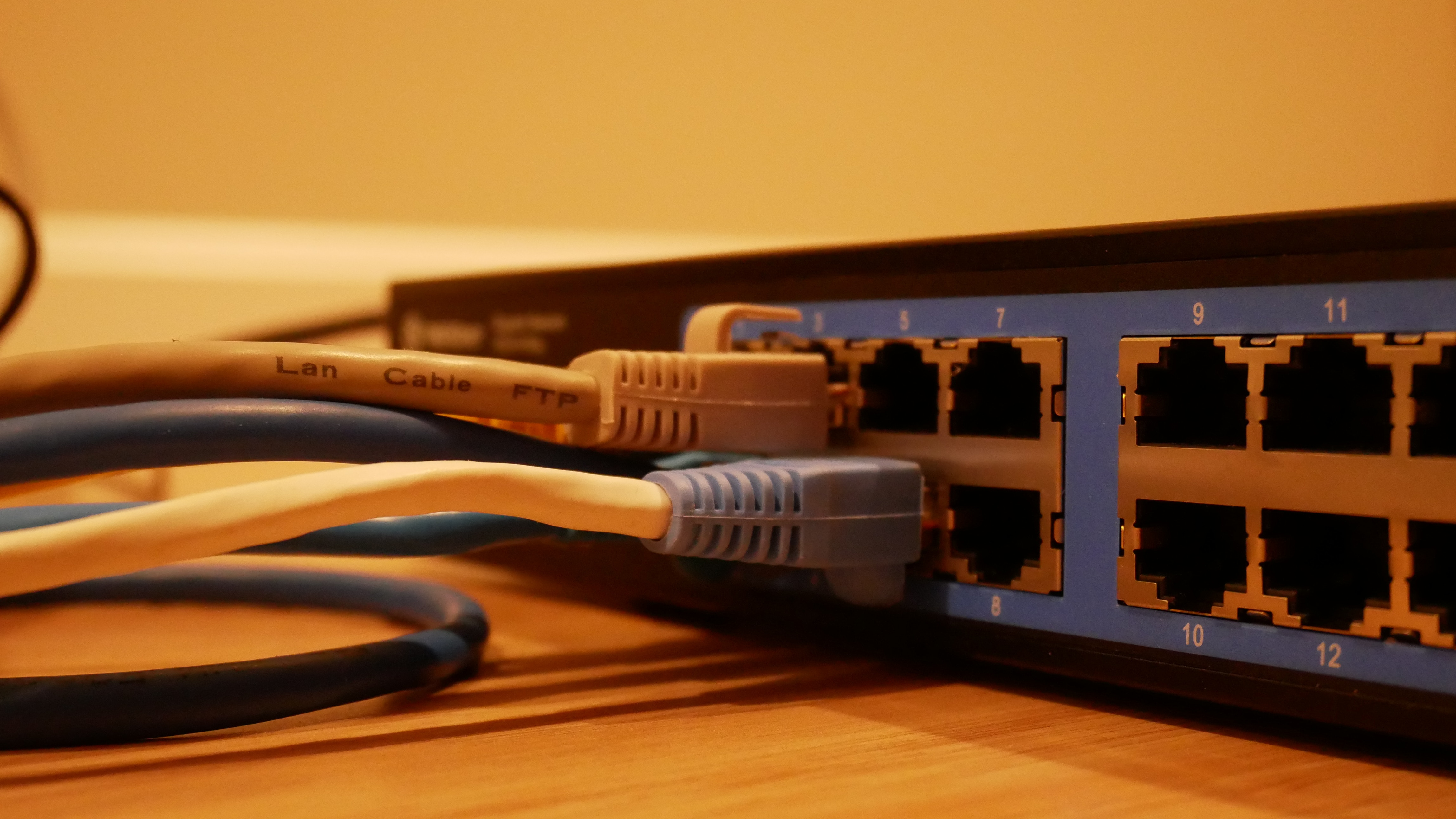 Router para manejar la wifi