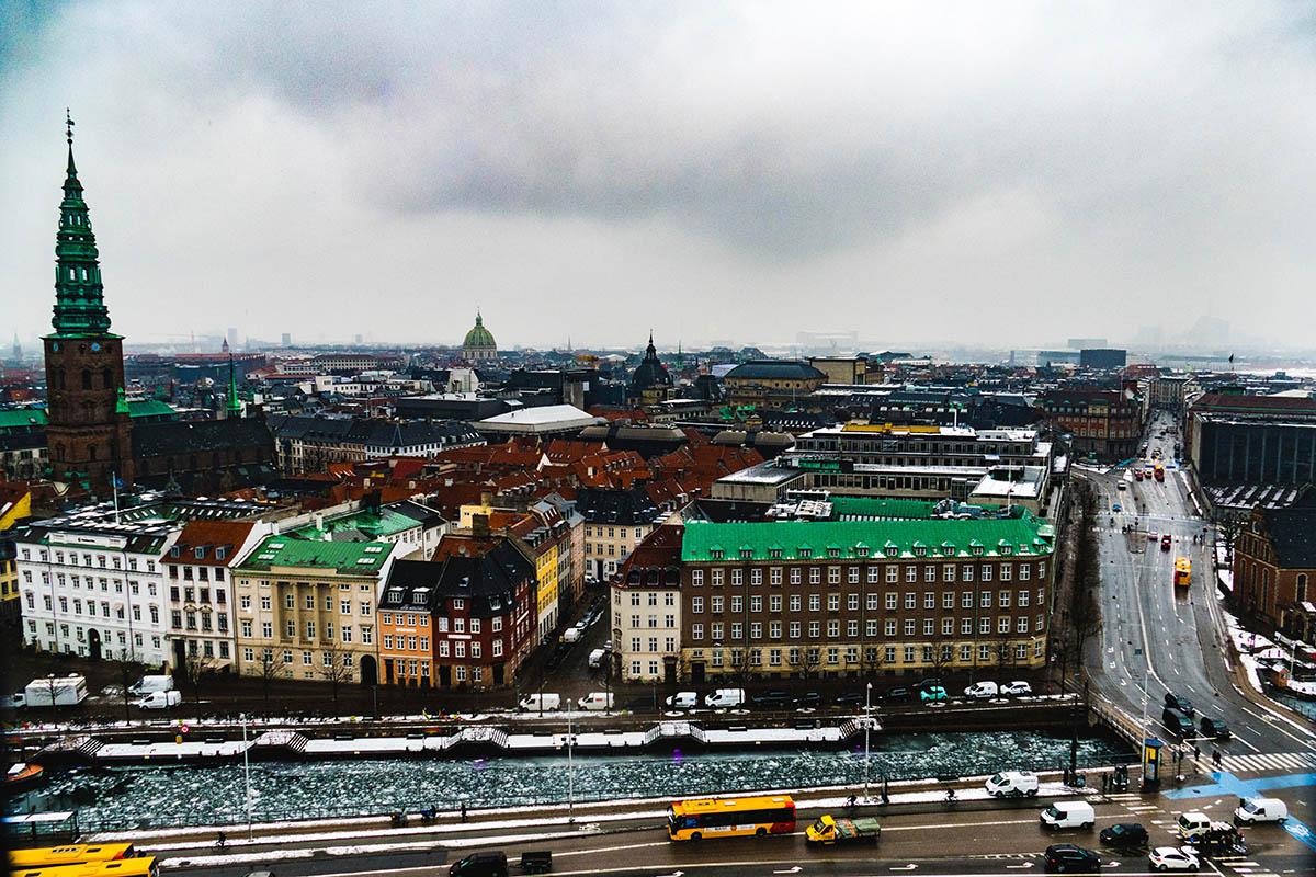 la nube en Dinamarca para la administración pública