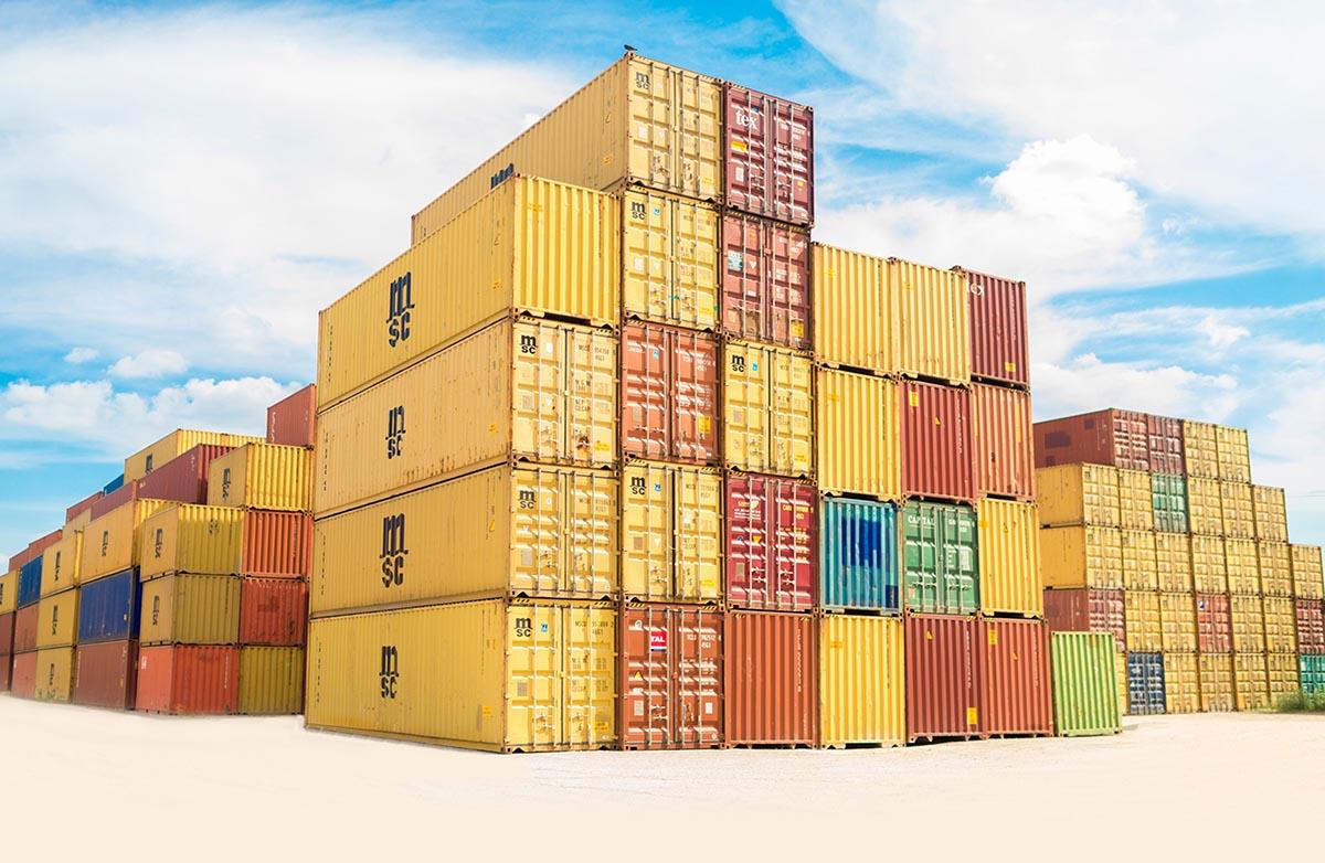 rutas de reparto de mercancías