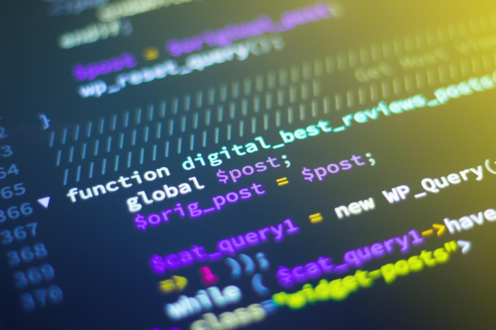 Machine learning y su código