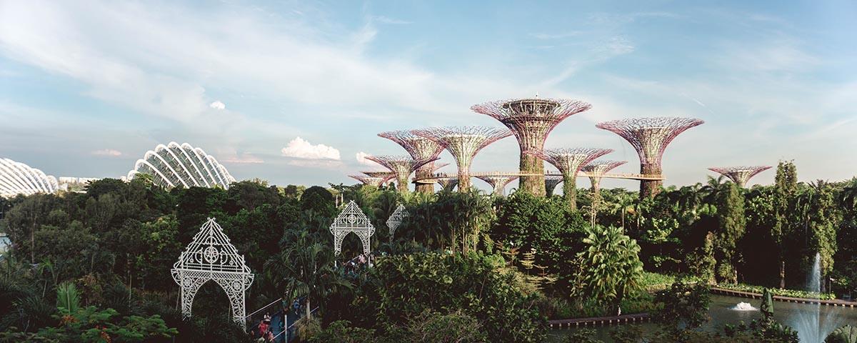 singapur es una de las ciudades mas intelligent del planeta