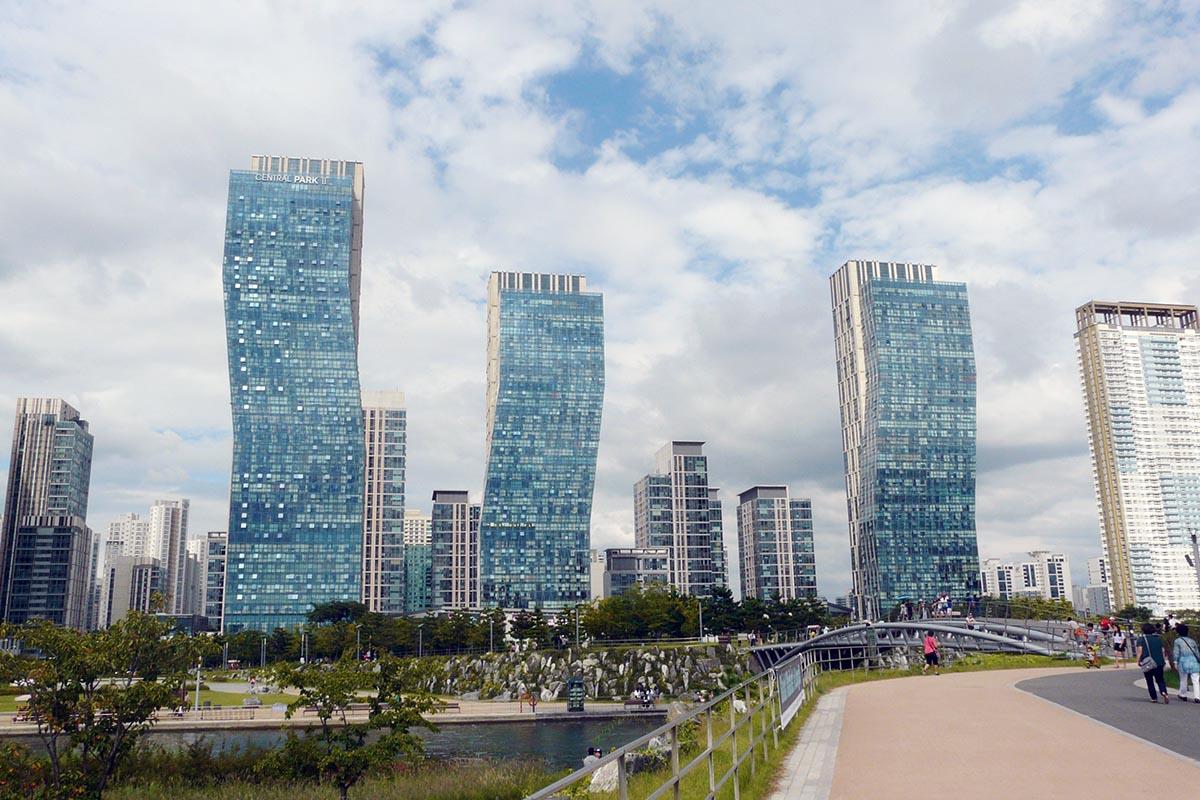 songdo es la 1ª smart city construida desde cero