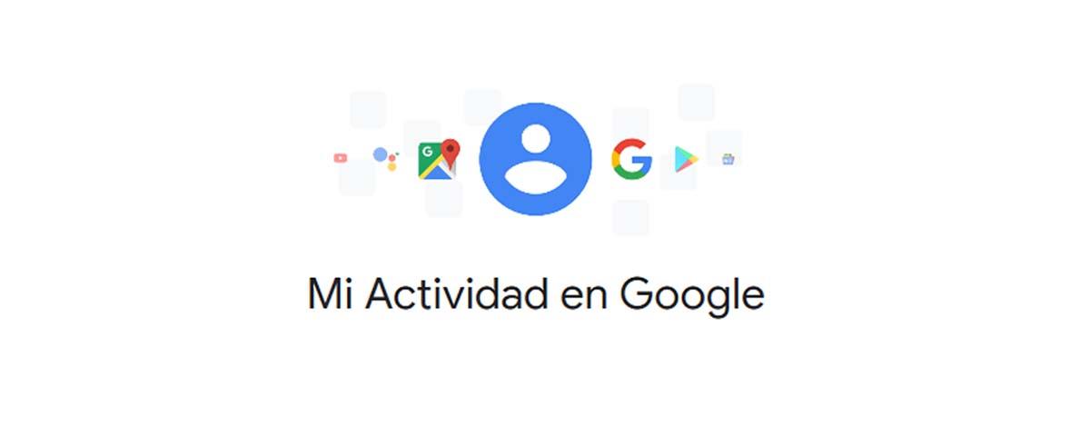 cómo entrar al historial de Google