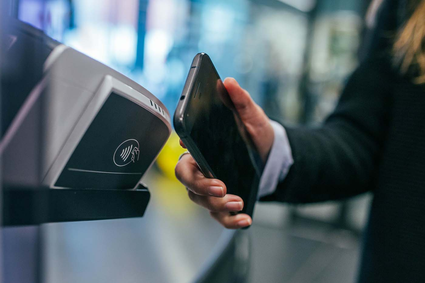 pago con el smartphone