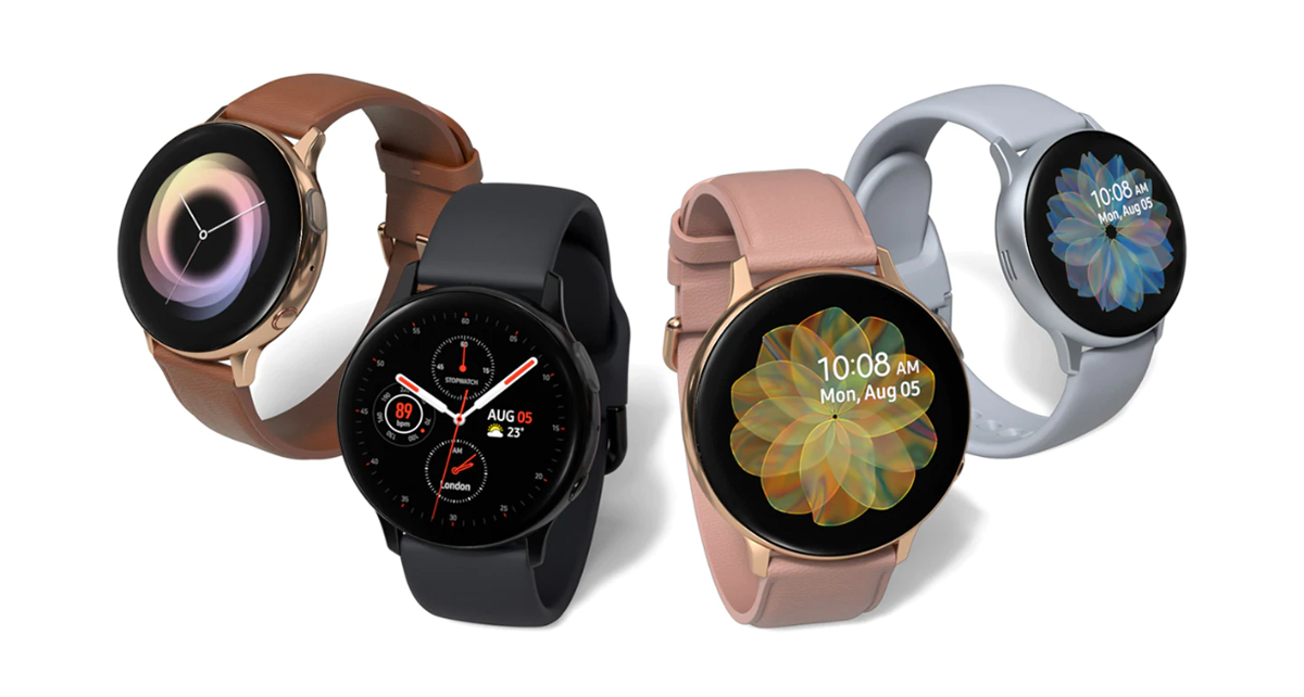 smart watch Galaxy de Samsung