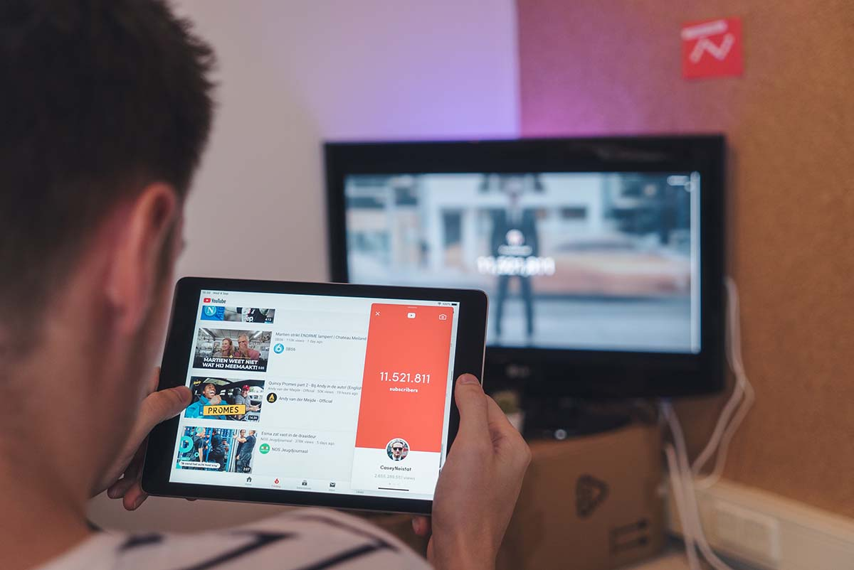 cómo limitar el consumo de documentos de YouTube