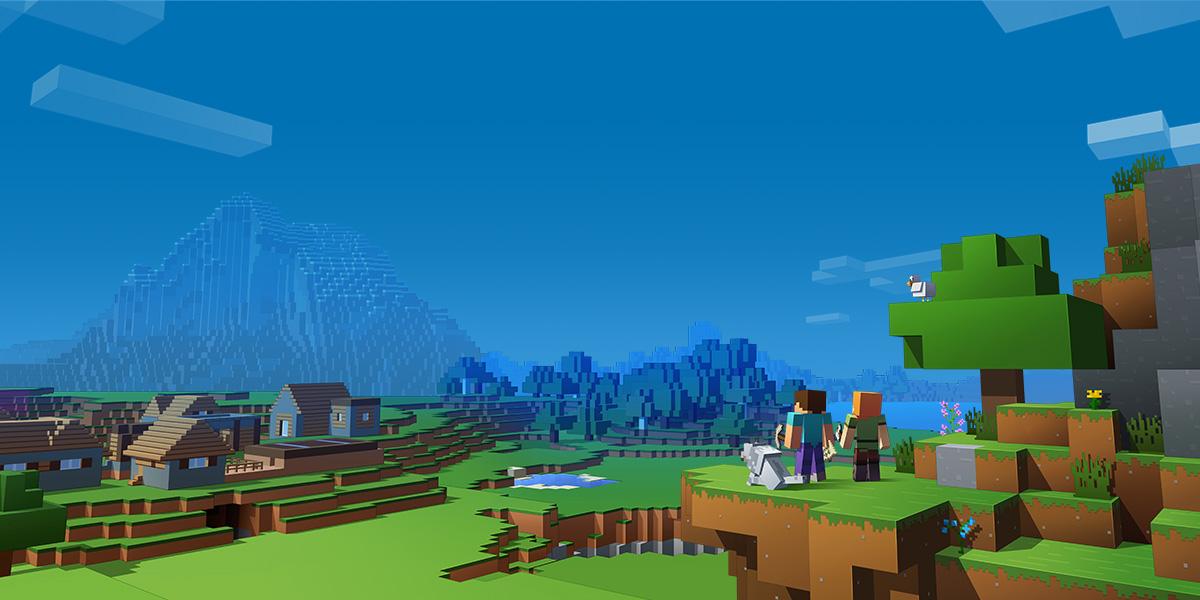 Minecraft, el juego con el que además se practica programación
