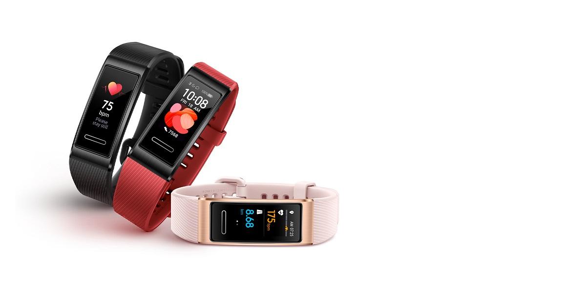 Huawei Band 4 Pro, una de las smartbands de Orange