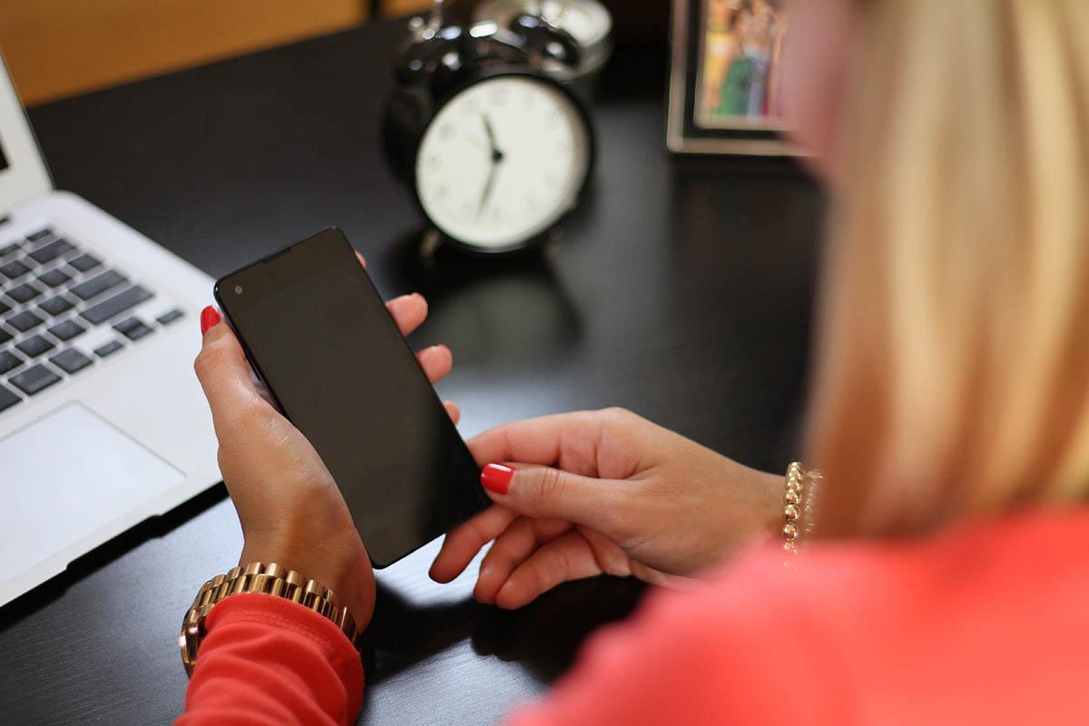 alarma en los dispositivos ios