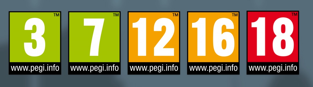 La clasifación PEGI ayuda a saber qué videojuegos son adecuados para los niños