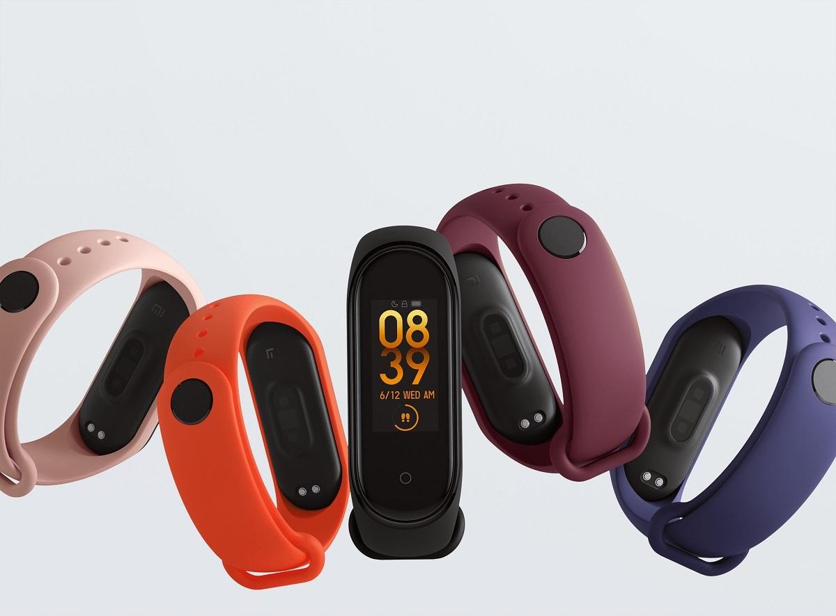 Mi Band 4, una smartband que recomienda Orange