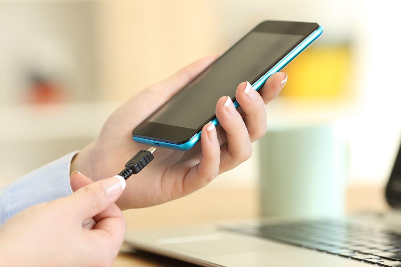 salud bateria móvil