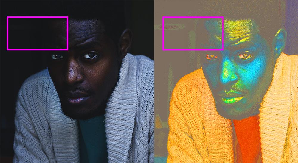 coches autonomos problemas para visualizar individuos de color solucion retoque fotografico