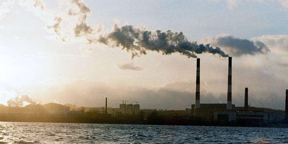 covid contaminacion atmosferica no2 co2