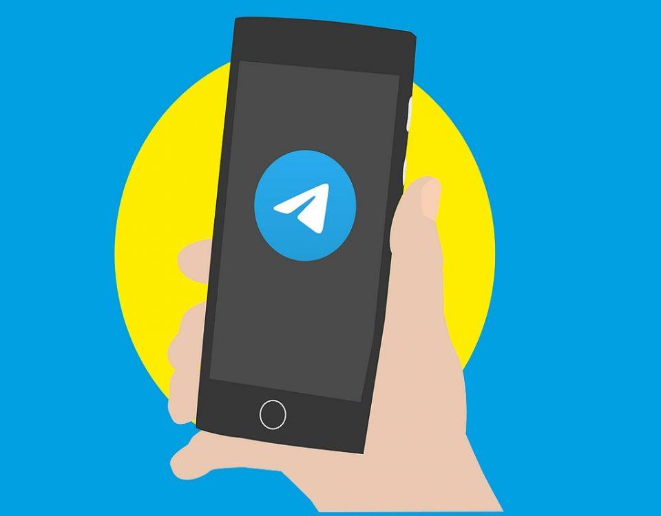 características de Telegram