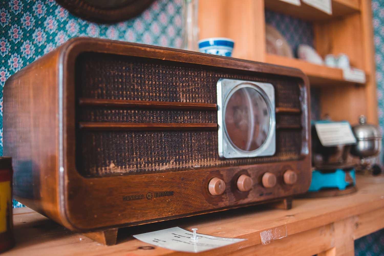 los datos de las emisiones de radio