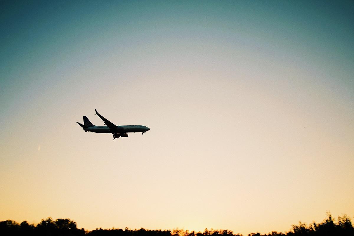 Tecnología en aeropuertos