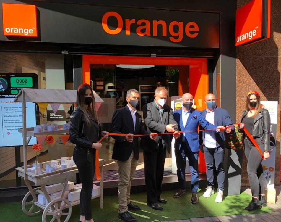 Smart Store - Orange Lliria